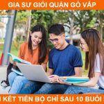 Trung tâm gia sư dạy kèm chất lượng cao quận Gò Vấp